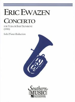 Eric Ewazen - Concerto - Partition - di-arezzo.fr