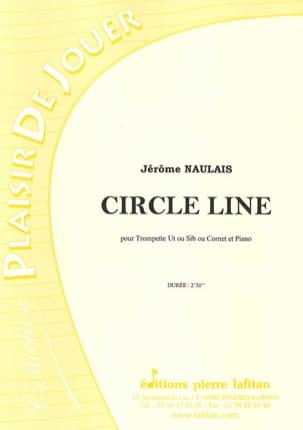 Jérôme Naulais - Circle Line - Partition - di-arezzo.fr