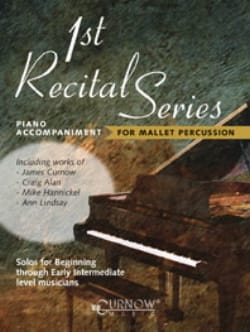 - 1st recital series Mallet - Partition - di-arezzo.fr