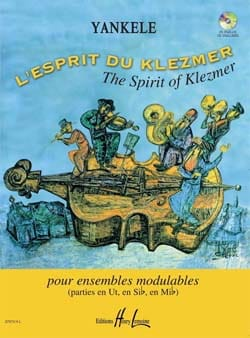 Yankele - The Spirit of Klezmer - Sheet Music - di-arezzo.co.uk