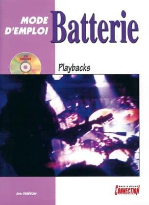 Eric Thiévon - Battery User Mode - Playbacks - Sheet Music - di-arezzo.com