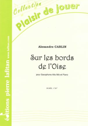 Alexandre Carlin - On the banks of the Oise - Sheet Music - di-arezzo.com