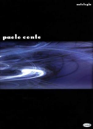 Antologia Paolo Conte Partition Pop / Rock - laflutedepan