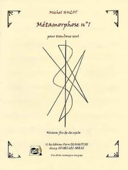 Michel Hulot - Metamorphosis N ° 1 - Sheet Music - di-arezzo.com