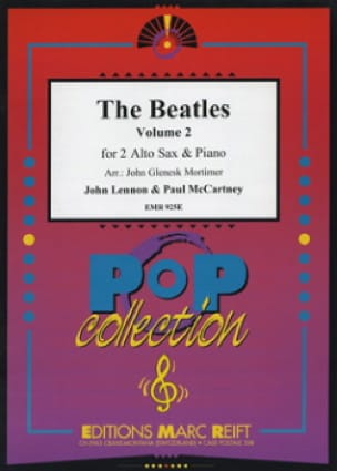 & McCartney Lennon - The Beatles Volume 2 - Partition - di-arezzo.fr