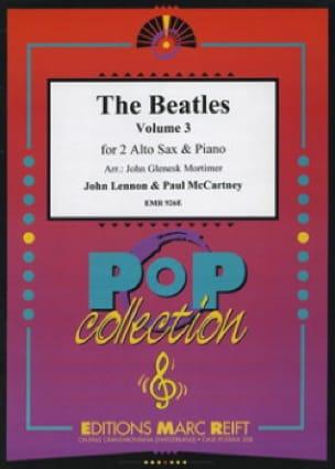 The Beatles Volume 3 Beatles Partition Saxophone - laflutedepan