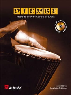 Taprak Kaan / Fokkema Jan Wietse - djembe - Sheet Music - di-arezzo.co.uk