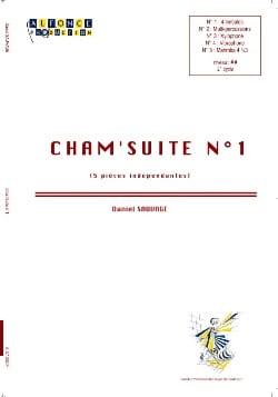 Daniel Sauvage - Cham' suite N° 1 - Partition - di-arezzo.fr