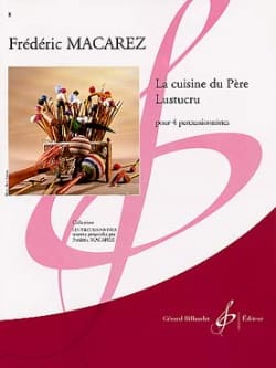 Frédéric Macarez - Father Lustucru's Kitchen - Sheet Music - di-arezzo.com