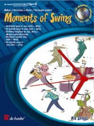 Rik Elings - Moments of swing - Partition - di-arezzo.fr