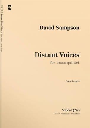 Distant Voices - Quintette de Cuivres David Sampson laflutedepan