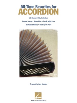 - All-Time Favorites For Accordion - Partition - di-arezzo.fr