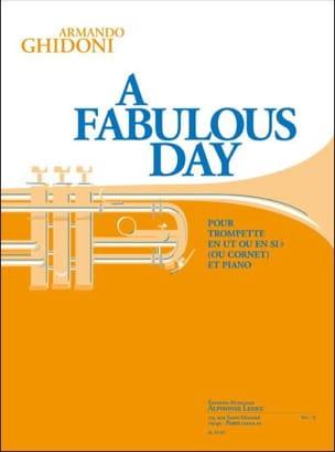A fabulous day - Armando Ghidoni - Partition - laflutedepan.com
