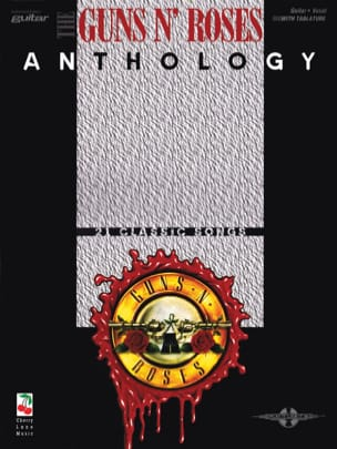 Guns N' Roses - Anthology - Partition - di-arezzo.fr