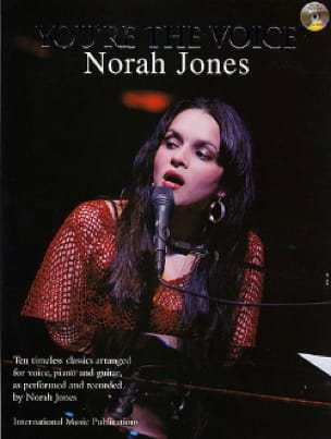 Norah Jones - You're The Voice - Sheet Music - di-arezzo.co.uk