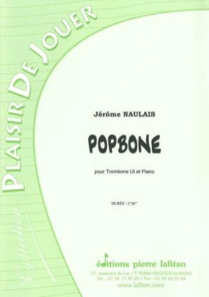 Jérôme Naulais - Popbone - Sheet Music - di-arezzo.co.uk