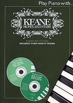 Keane - Hopes And Fears, Play Piano With... - Partition - di-arezzo.fr
