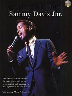 Jr. Sammy Davis - You're The Voice - Sheet Music - di-arezzo.co.uk