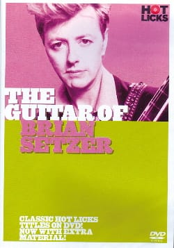 Brian Setzer - DVD - The Guitar Of Brian Setzer - Partition - di-arezzo.fr