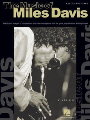 Lex Giel - The Music Of Miles Davis - Book - di-arezzo.co.uk