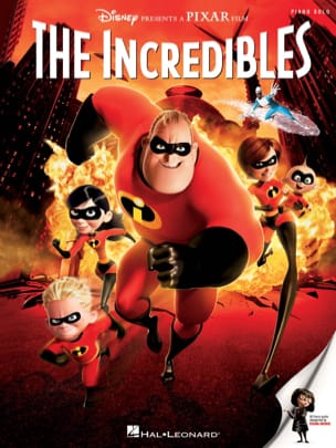 The Incredibles - Michael Giacchino - Partition - laflutedepan.com