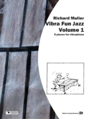 Vibra Fun Jazz Volume 1 - Richard Muller - laflutedepan.com