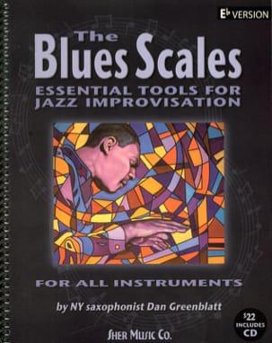 Dan Greenblatt - La versión de Blues Scales Eb - Partitura - di-arezzo.es