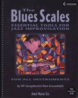 Dan Greenblatt - The Blues Scales - Sheet Music - di-arezzo.co.uk