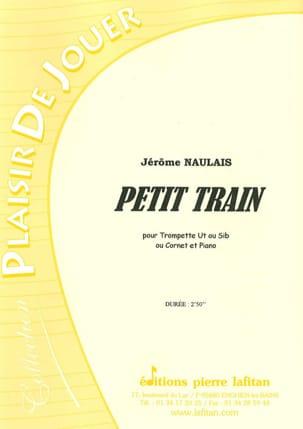 Petit Train Jérôme Naulais Partition Trompette - laflutedepan