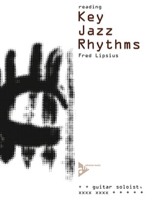 Fred Lipsius - Reading Key Jazz Rhythms - Partition - di-arezzo.fr