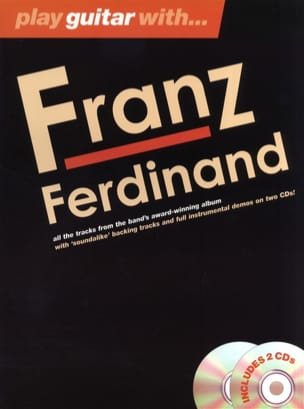 Play Guitar With... Franz Ferdinand - laflutedepan.com