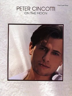 Peter Cincotti - On The Moon - Sheet Music - di-arezzo.com