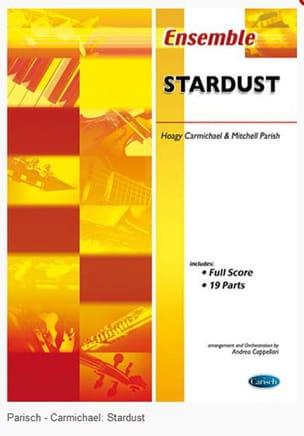 Stardust - Hoagy Carmichael - Partition - ENSEMBLES - laflutedepan.com