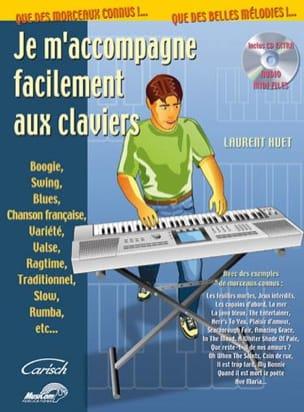 Laurent Huet - 私は簡単にキーボードに付随する - 楽譜 - di-arezzo.jp