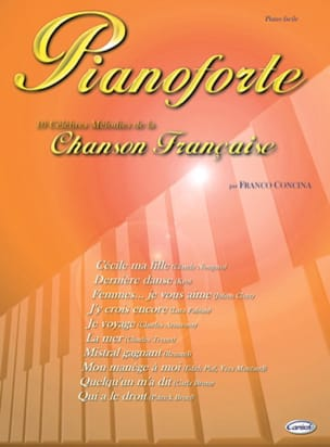 - Pianoforte French Song - Sheet Music - di-arezzo.co.uk