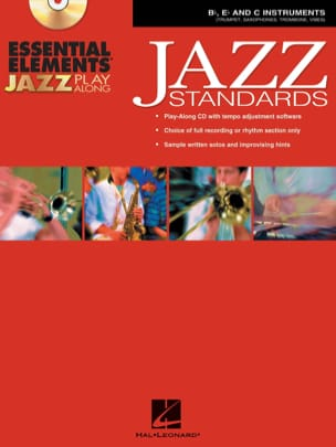 Essential Elements Jazz Standards. Bb, Eb & C laflutedepan