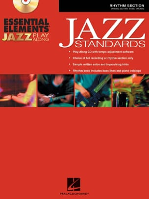 Essential Elements Jazz Standards. Rhythm Section laflutedepan