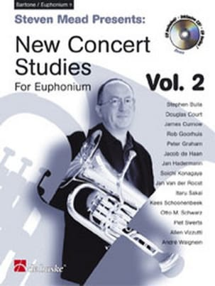 - New Concert Studies Volume 2 (Sol) - Partition - di-arezzo.fr