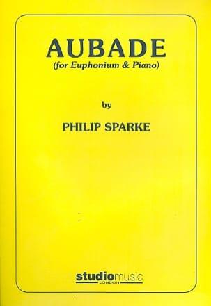 Aubade - Philip Sparke - Partition - Tuba - laflutedepan.com