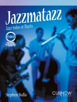 Stephen Bulla - Jazzmatazz Gold Solos Duets - Partition - di-arezzo.co.uk
