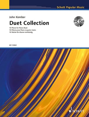 On The Lighter Side - Duet Collection John Kember laflutedepan