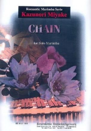 Chain Kazuroni Miyake Partition Marimba - laflutedepan