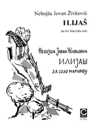 Nebojsa jovan Zivkovic - Ilijas - Sheet Music - di-arezzo.co.uk
