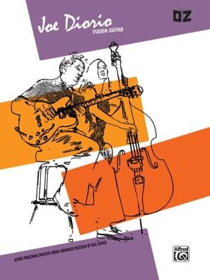Fusion Guitar - Joe Diorio - Partition - Guitare - laflutedepan.com