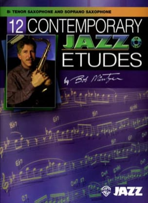 Bob Mintzer - 12 Contemporary Jazz Etudes - Partition - di-arezzo.fr
