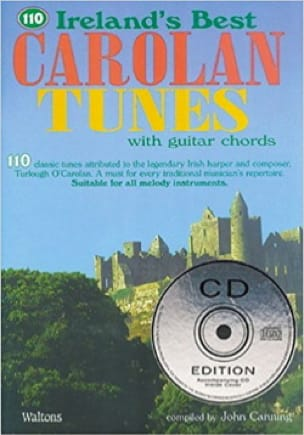 - 110 Ireland's Best Carolan Tunes - Partition - di-arezzo.fr