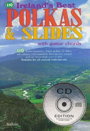 - 110 Ireland's Best Polkas & Slides - Partition - di-arezzo.fr