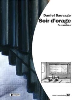 Daniel Sauvage - Evening Storm - Sheet Music - di-arezzo.co.uk