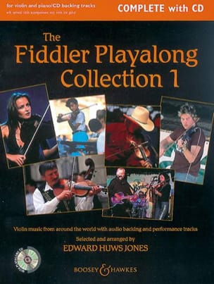 - The Fiddler Playalong Collection 1 - Partition - di-arezzo.fr