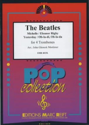 The Beatles & McCartney Lennon Partition Trombone - laflutedepan